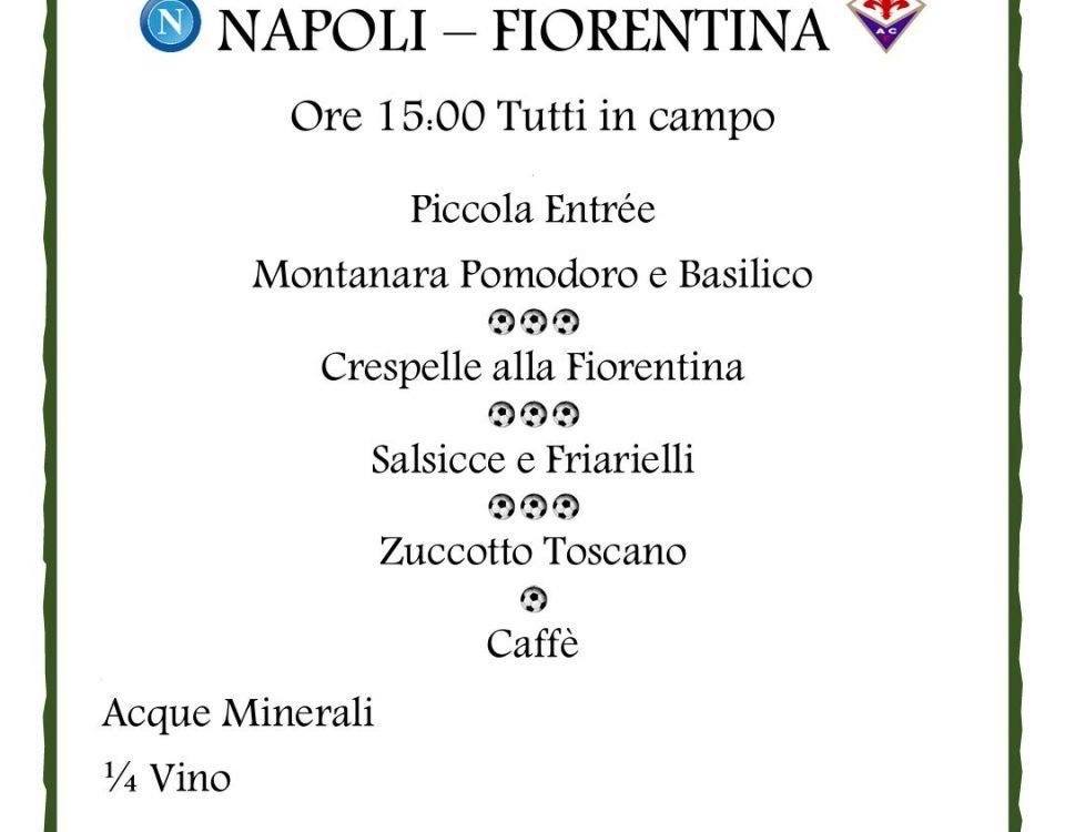 Napoli-Fiorentina 2017