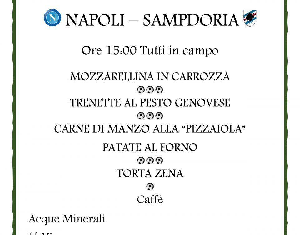 Napoli-Samp 2017